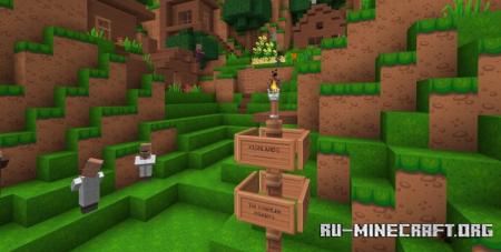 Скачать IslandShop v6 для Minecraft