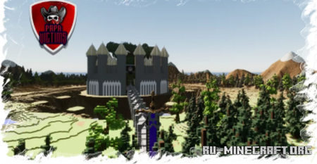 Скачать Asgard by victims_fr для Minecraft