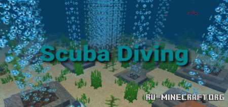 Скачать Scuba Diving для Minecraft PE