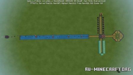 Скачать Mining Simulator (No Money) для Minecraft PE