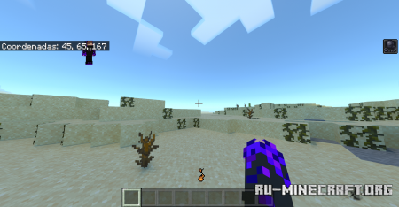 Скачать TemperaturesBedrock для Minecraft PE 1.17