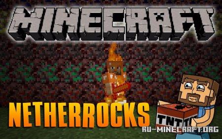 Скачать Netherrocks для Minecraft 1.17.1
