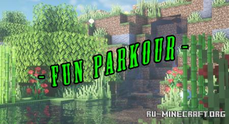 Скачать Fun Parkour для Minecraft