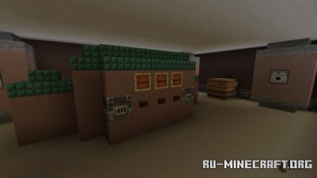Скачать Mipha Space Station для Minecraft PE