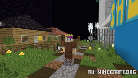 Скачать Survive The Apocalypse для Minecraft PE
