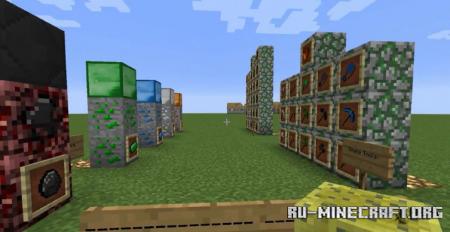 Скачать SimpleOres для Minecraft 1.17.1