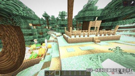 Скачать Haema для Minecraft 1.17.1