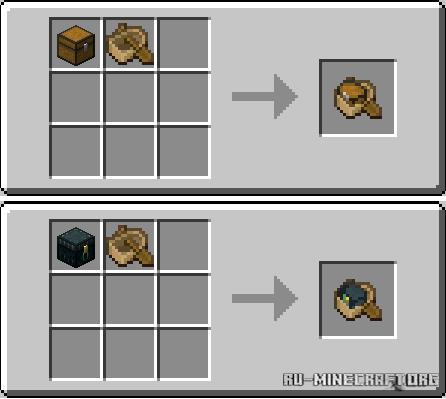 Скачать Boat Container для Minecraft 1.17.1