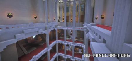 Скачать Public university of Heliopolis для Minecraft