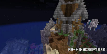 Скачать Medieval Tower by Dryno для Minecraft