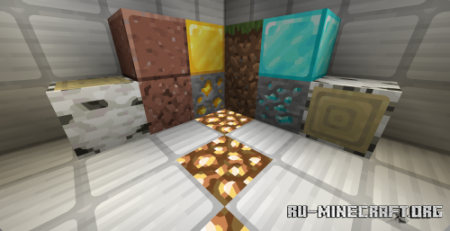 Скачать Vanilla Plus Pack для Minecraft 1.17