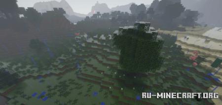Скачать Puddles для Minecraft 1.16.5