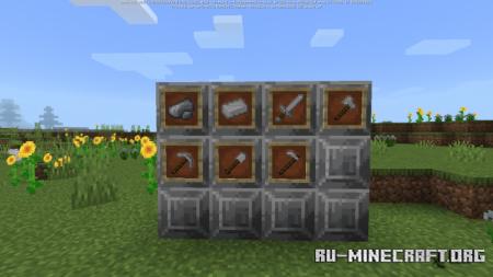 Скачать Forest X для Minecraft PE 1.17