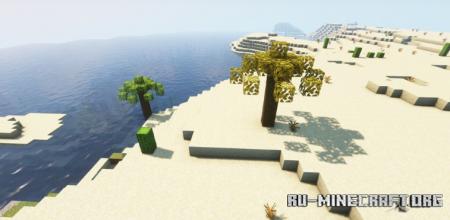 Скачать The Lost Biomes для Minecraft 1.16.5