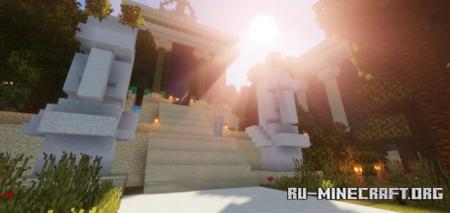 Скачать Jungle Temple - Home of Nature для Minecraft