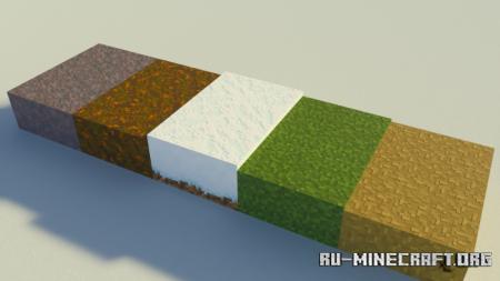 Скачать McRTX Tweaks Patch для Minecraft PE 1.17