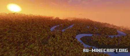 Скачать Ice Boating Course by The Lasersloth для Minecraft
