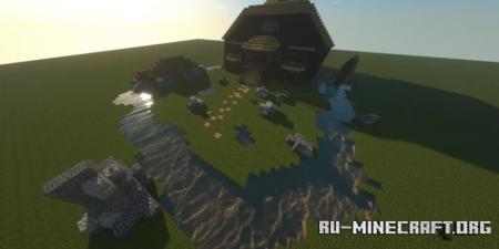 Скачать Cool Little House для Minecraft