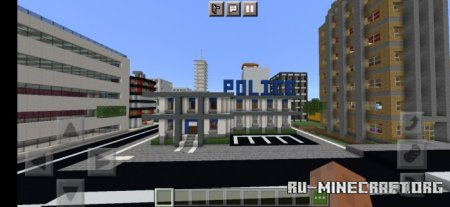 Скачать Seiko City для Minecraft PE