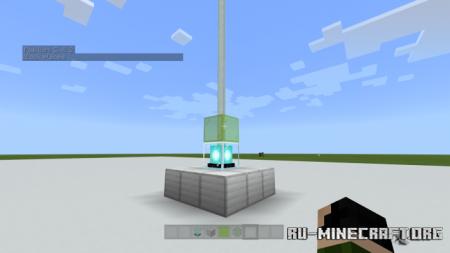 Скачать Connected Glass Addon для Minecraft PE 1.17