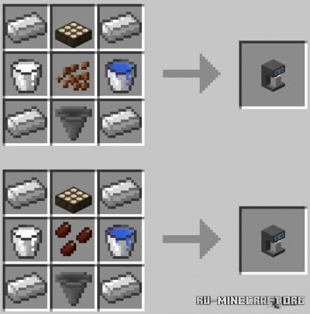 Скачать Coffee Spawner для Minecraft 1.17.1