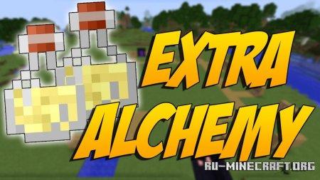 Скачать Extra Alchemy для Minecraft 1.17.1