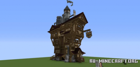 Скачать Brewery by SuperMinecrafz для Minecraft