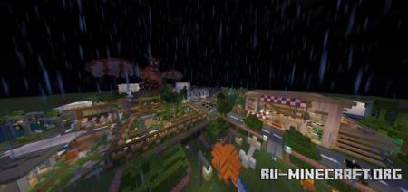 Скачать Rustic Farm House для Minecraft