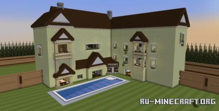 Скачать TvsR by jumper5536 для Minecraft