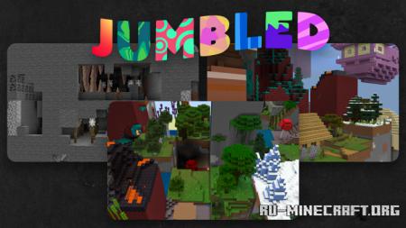 Скачать Jumbled для Minecraft PE