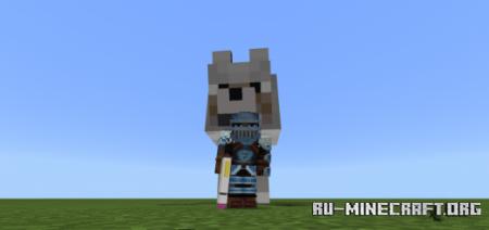 Скачать Resizer Gun для Minecraft PE 1.17