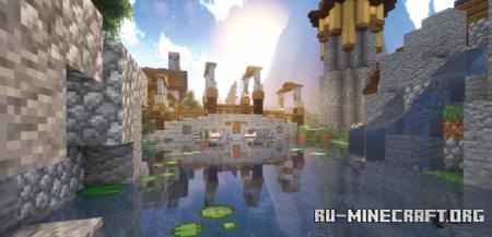 Скачать Riсk's Default для Minecraft 1.17