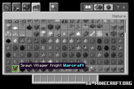 Скачать Villager Knight для Minecraft PE 1.17