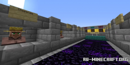 Скачать Simple Arena: A Working Arena для Minecraft