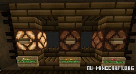 Скачать Player -vs- Zombies by SpacebarNinja для Minecraft PE