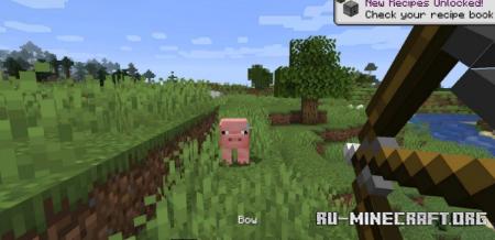 Скачать First-person Model для Minecraft 1.17.1