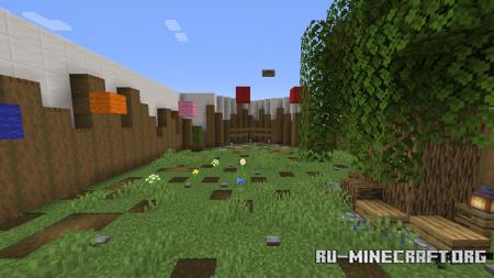 Скачать KM Parkour для Minecraft