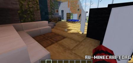 Скачать Mountain House by Blake4 для Minecraft
