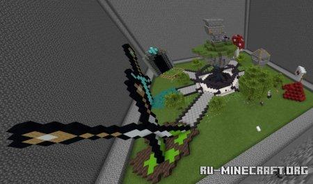 Скачать Kitcomer PVP для Minecraft PE