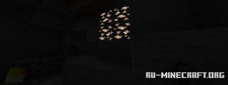 Скачать New Emissive Ores для Minecraft 1.17