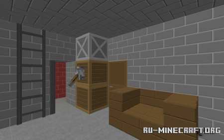 Скачать Block Strike - RP для Minecraft 1.16