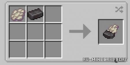 Скачать Netherite Elytra для Minecraft 1.17.1