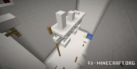 Скачать Summer Parkour для Minecraft