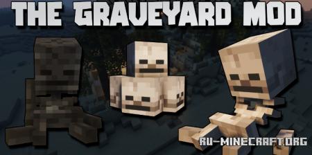 Скачать The Graveyard для Minecraft 1.17.1