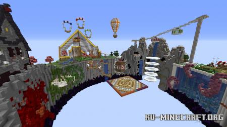 Скачать The Ultimate Challenge для Minecraft