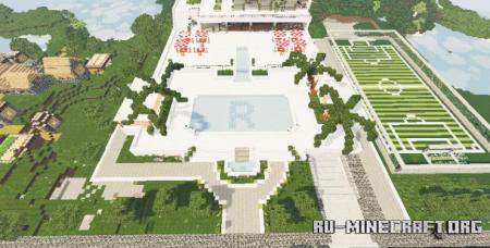 Скачать Mundo de RS07 - RS07 World для Minecraft