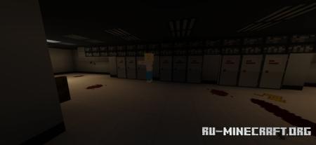 Скачать EXIT - Horror Map для Minecraft PE