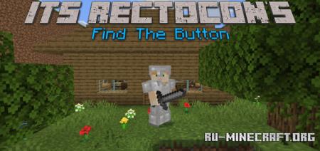 Скачать It's Rectocon's Find The Button для Minecraft PE