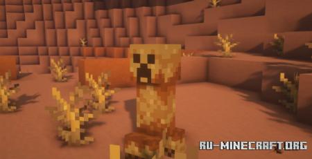 Скачать Creepers Plus для Minecraft 1.17