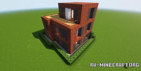 Скачать The House by HoverBoi для Minecraft